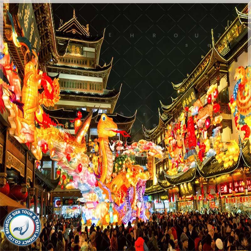 مراسم-ویژه-در-جشنواره-های-بهاری-چین---بهروزسیر