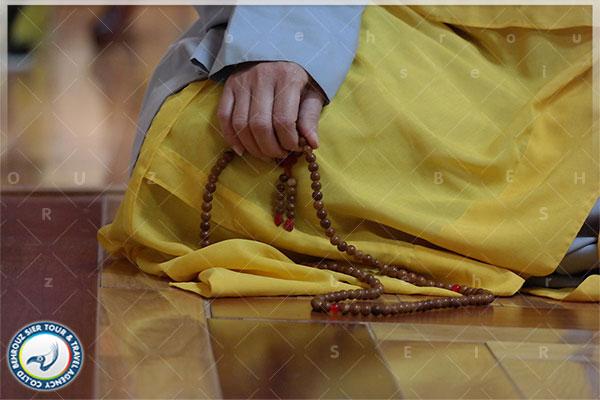 آداب-و-رسوم--آیین-بودا-بهروزسیر