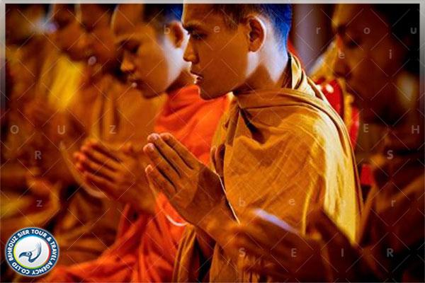 آیین-بودا-در-کشور-چین-بهروزسیر