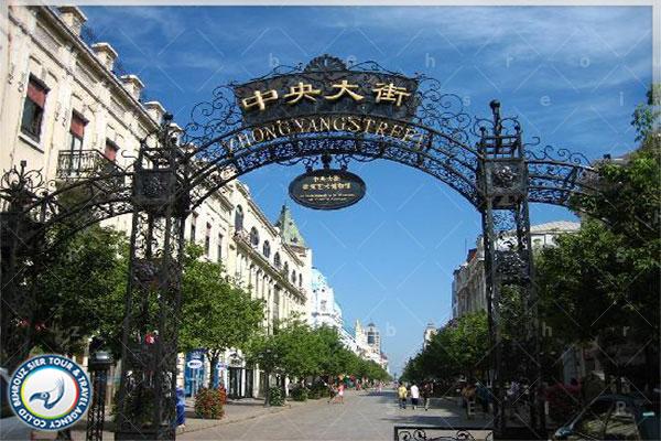 خیابان-مرکزی-مرکز-خرید-چین-بهروزسیر