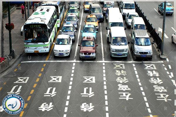 قوانین-راهنمایی-و-رانندگی-در-چین-بهروزسیر