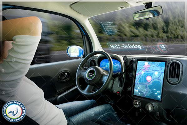 رانندگی با هوش مصنوعی در چین ، تجربه ای شگفت انگیز