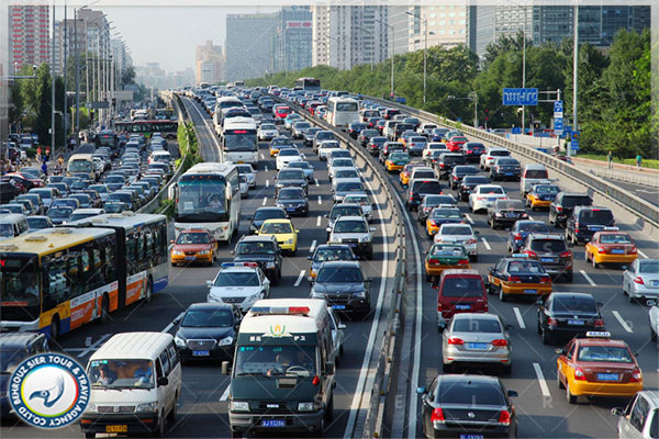 جهت رانندگی در چین بهروزسیر