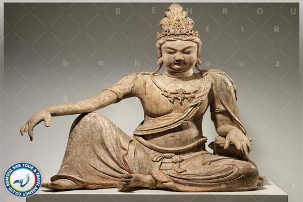 هنر-مجسمه-سازی-در-چین-باستان--بهروزسیر