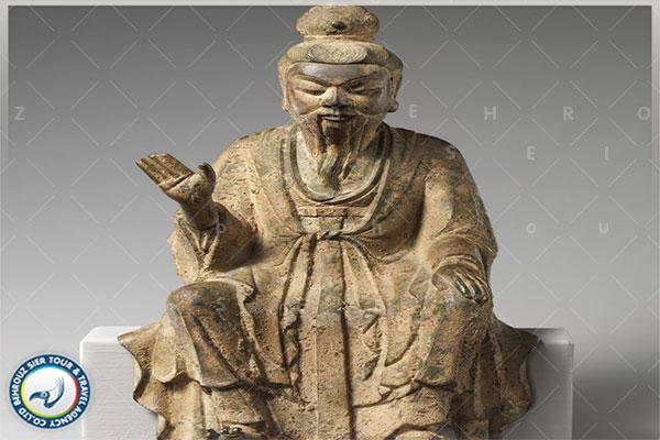 هنر-مجسمه-سازی-در-چین-باستان-بهروزسیر
