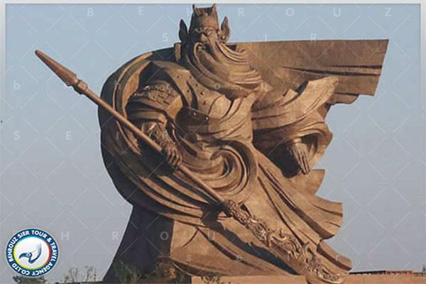 هنر-مجسمه-سازی-در-چین-بهروزسیر