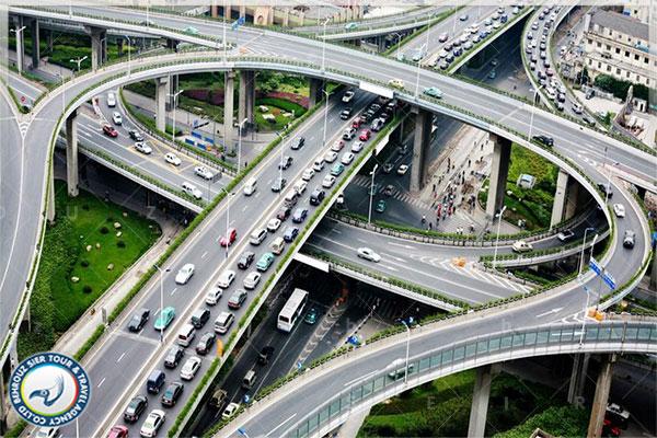 برخی از قوانین راهنمایی و رانندگی در چین