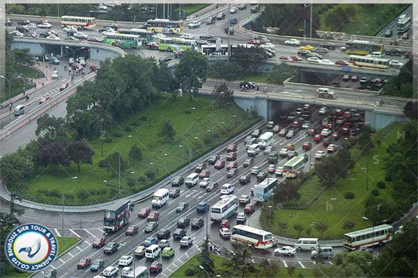 سرعت مجاز برای رانندگی در چین بهروزسیر