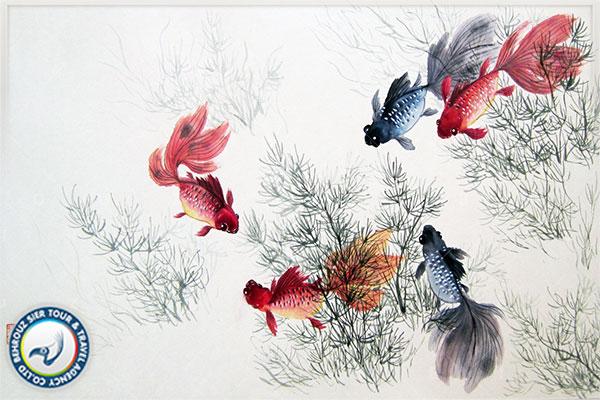 تکنیک-های-هنر-نقاشی-در-چین1-بهروزسیر