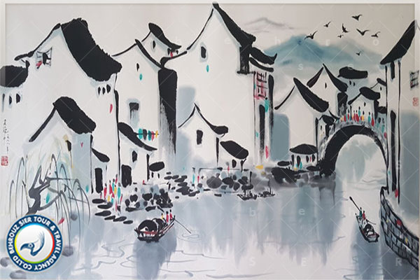 تکنیک-های-هنر-نقاشی-در-چین2-بهروزسیر