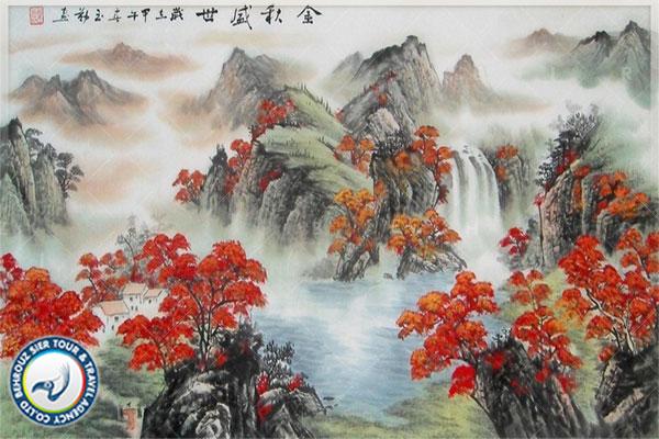 عناصر-هنر-نقاشی-در-چین-بهروزسیر