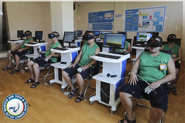 واقعیت مجازی برای کمک به معتادان و درمان معتادان مخدر
