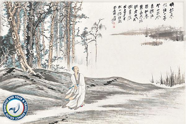 هنر-نقاشی-در-چین-بهروزسیر