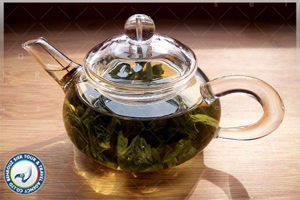 پاکسازی-پوست-با-استفاده-از-چای-سبز-بهروزسیر