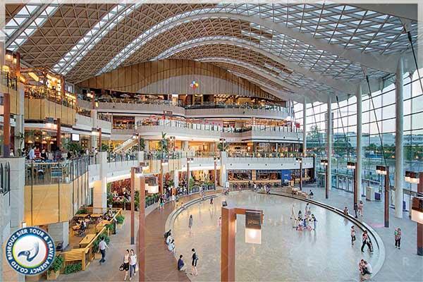مرکز خرید چین INDIGO در شهر پکن بهروزسیر