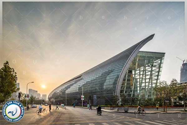 مرکز خرید چین Riverside 66 در تیانجین بهروزسیر