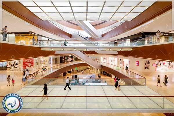 فهرستی از بهترین مراکز خرید چین بهروزسیر