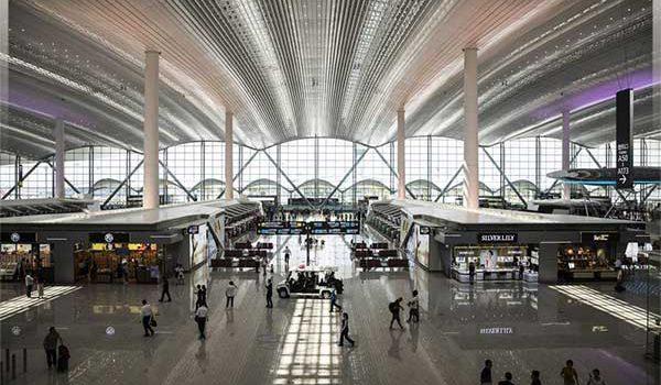 فرودگاه-بین-المللی-بای-یون-گوانگژو-بهروزسیر