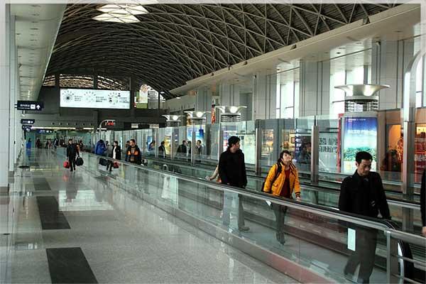 فرودگاه-بین-المللی-پودونگ-شانگهای-بهروزسیر