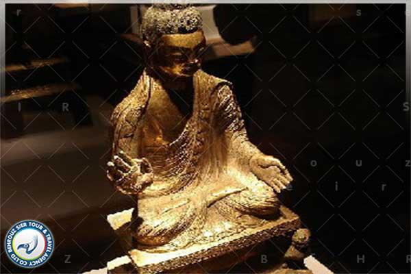 مجسمه-بودا-ساخته-شده-از-طلا-و-برنز-بهروزسیر
