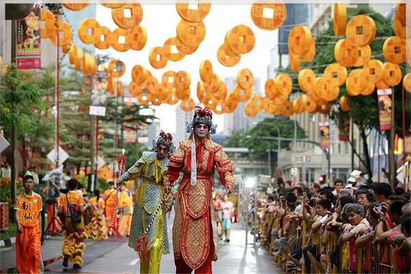 مراسم-سال-نو-چینی-در-شمال-کشور-چین-بهروزسیر