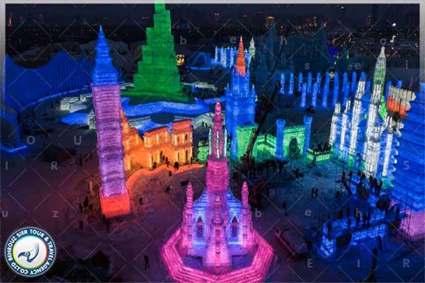 مردم-چین-و-جشن--جشنواره-های-زمستانی-بهروزسیر