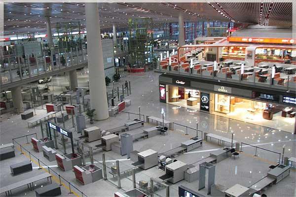 معرفی-بهترین-فرودگاه-های-چین-بهروزسیر