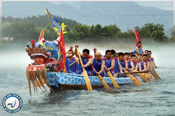 تفریحات مهیج و جذاب تابستانه در چین بهروزسیر