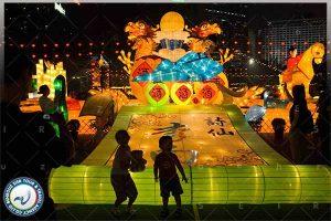 تفریحات تابستانه در چین بهروزسیر