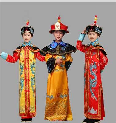 تاریخچه-ای-بر-لباس-ها-و-پوشاک-مردم-چین-بهروزسیر