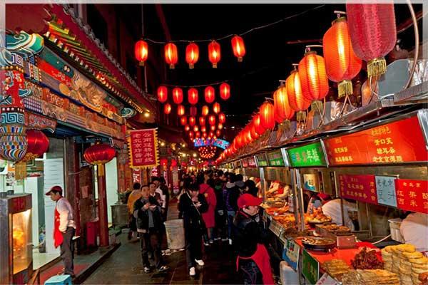 سبک زندگی مردم چین در شهر پکن بهروزسیر