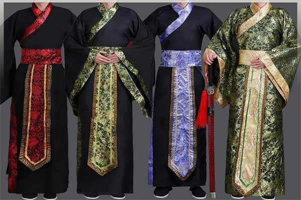 لباس-مردم-چین-باستان-در-دوران-هان-بهروزسیر