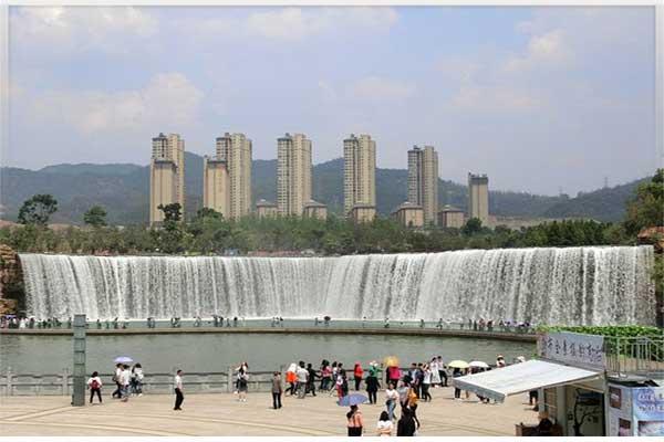پارک-آبشار-کانمینگ-بهروزسیر