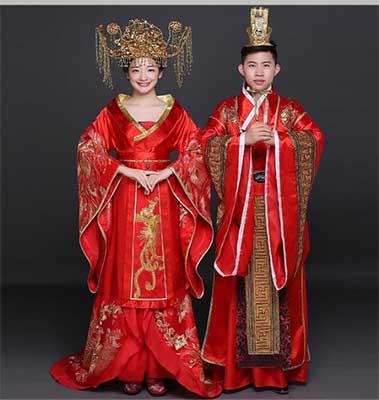 پوشاک-مردم-چین-بهروزسیر