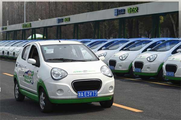 انتخاب ماشین در چین-بهروزسیر
