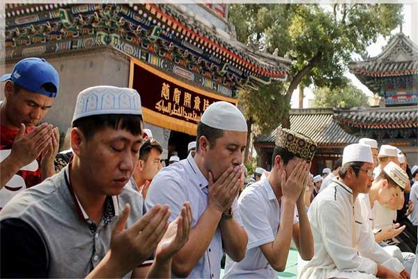 شهر-شانگهای-مسلمان-نشین-چین-بهروزسیر