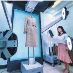 هوش مصنوعی و لباس بهروزسیر