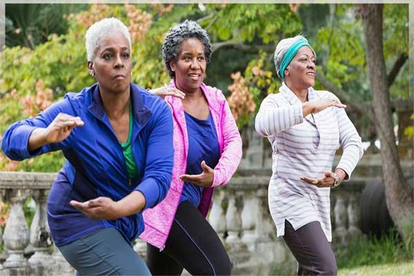 ورزش تای چی برای سلامتی قلب
