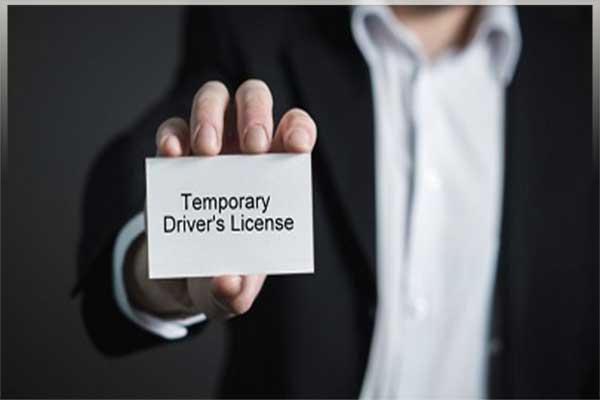 گواهینامه موقت-اجاره ماشین در چین-بهروزسیر