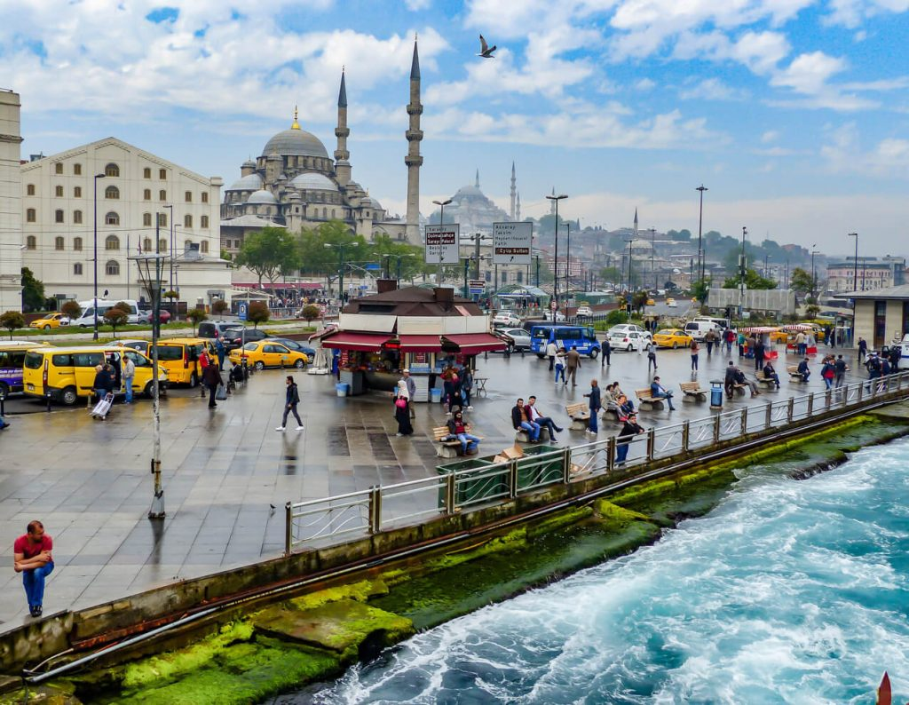 تور-استانبول-بهروزسیر