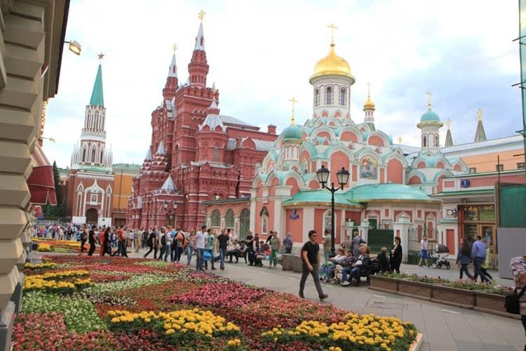 شهر زیبای روسیه در تور روسیه با بهروزسیر