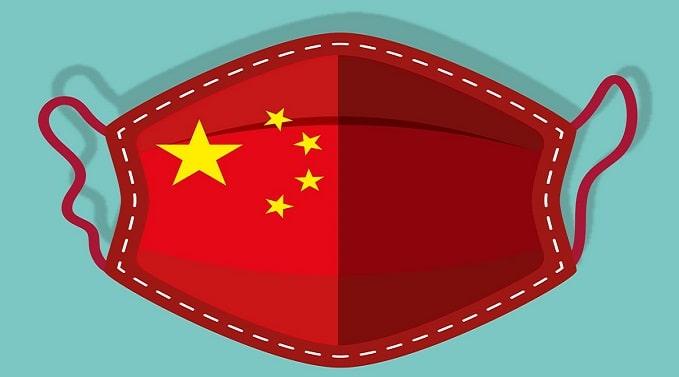 ماسک + ویزای چین | بهروزسیر