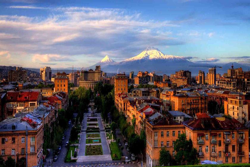 شهر زیبای ارمنستان | بهروزسیر