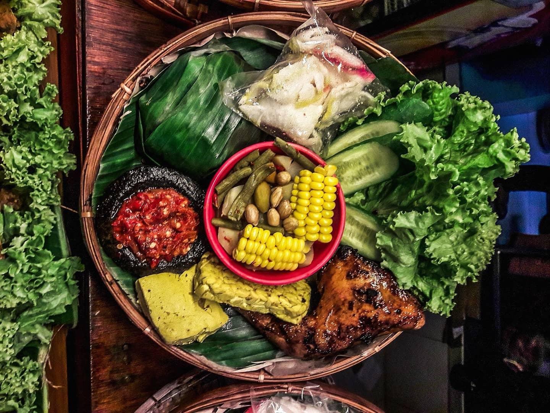 رسوم کشور اندونزی غذا-بهروزسیر