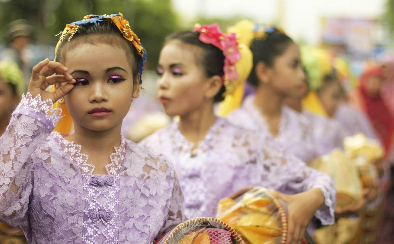 رسوم کشور اندونزی-عاشق هنر-بهروزسیر