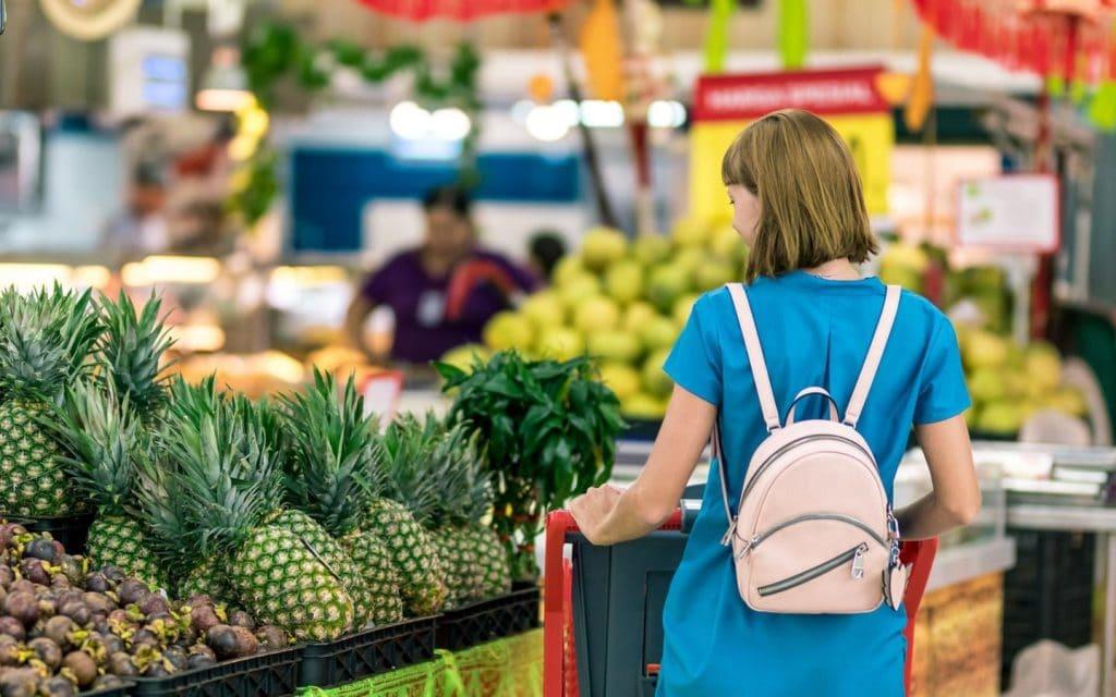 هزینه مواد غذایی برای زندگی در دبی