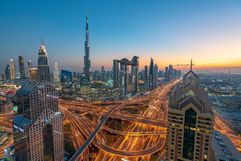شلوغی در دبی - بهروزسیر