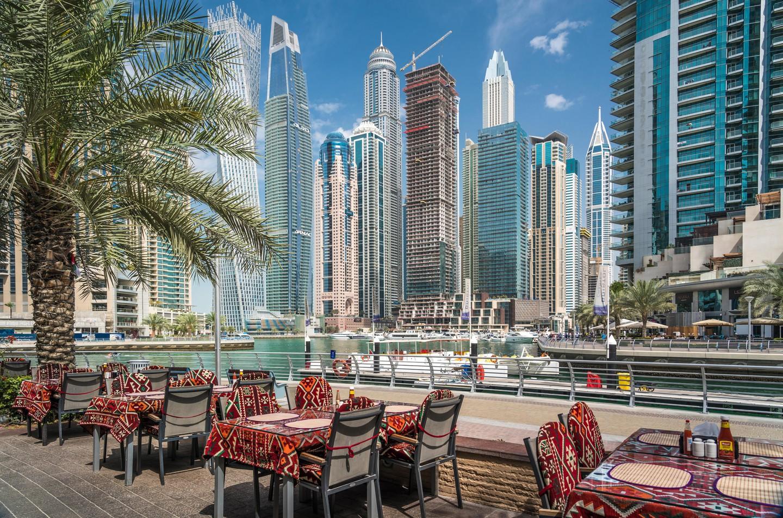صبحانه در دبی - بهروزسیر