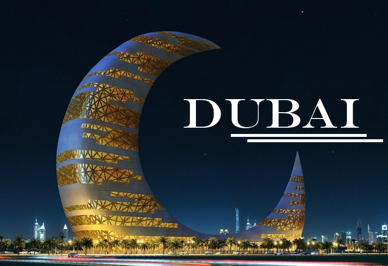 عکس دبی یکی از مکانهای معروف دبی با بهروزسیر