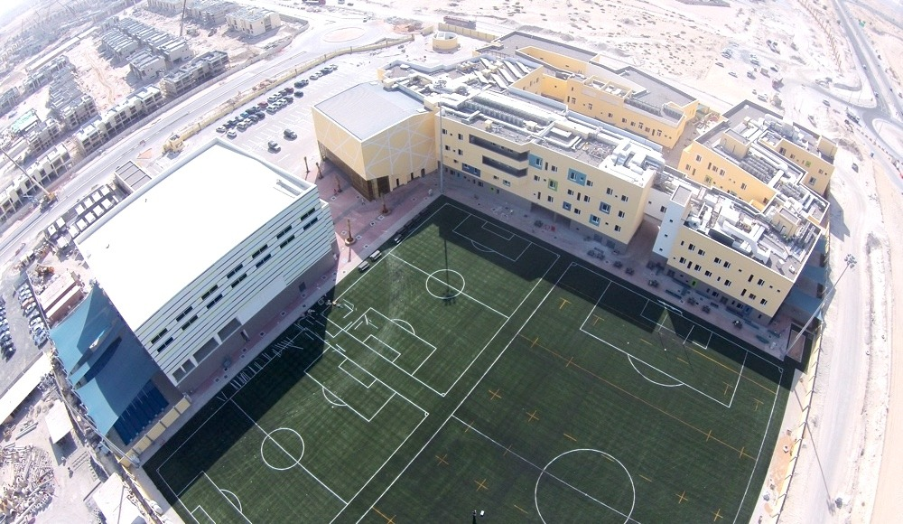 مدرسه جبل علی - بهروزسیر
